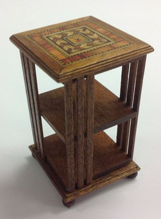 289. Revolving Bookcase (different lid)