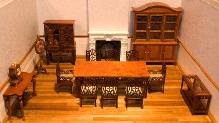 314. Chinese Chippendale Room